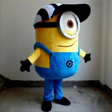 Mascotte Minion 2