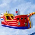 Bateau pirate gonflable
