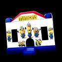 château gonflable Minions