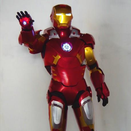 Mascotte ironman
