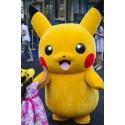 Mascotte Pikachu pokemon